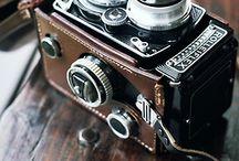 foto på interesser / Bilder av ting som er interesse. Eks foto, interiør, trening eller lign.