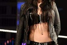 WWE divas / The wwe divas are kind of my role models I love them