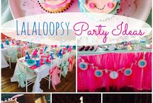 Lalaloopsy Birthday