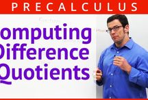 Precalculus Video Lessons / Brightstorm Precalculus includes 899 video lessons by fun and exciting math teachers. Our videos explain all important concepts and over 800 sample problem videos show step-by-step solutions to popular problem types. Enjoy these free videos and become a member to enjoy all 5,300 videos in math, science, English and ACT.