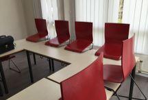 Salle de réunion aménagé par MAC Mobilier