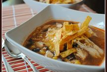 Soup / mmm mmmm soup. / by Ashley Hill