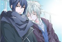 No.6 / No.6 Shion and Nezumi