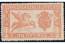 Sellos Alfonso XIII 1901/1930