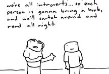 Introvert love / by Christina Patterson