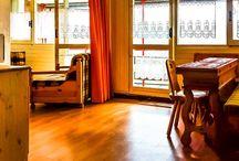 Miosothis 20 Monolocale / Appartamento Monolocale con vista stupenda situato nella parte alta di Pratonevoso. Bel terrazzo soleggiato. Arredi in stile montano. Distanza dalle piste  e dal market metri 600. Posti letto 4+1.