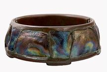 American Ceramics / Pottery, plaques, statues, tiles / by Joza Cohen