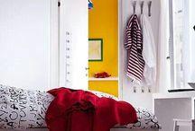 espaços & arrumos / Ideias praticas para aproveitar espaços mortos e arrumar as nossas coisas em casa