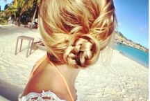 hairstyles♥ / by Irina Shekova
