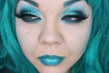Make up and nails *_*