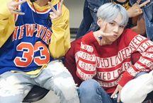 BTS Rap line