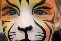Party ideas: Face Painting / by TwinGo Carrier