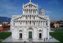 Италия: романика и готика