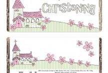 Personalised Christening and Baptism Gifts