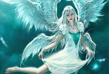 Hadas, duendes, otros