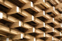 timber structure for theatre