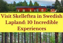 Experiences In Skellefteå