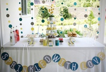 Baby rothwells sprinkle party / by Cara Stike