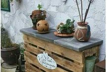 Garden decor inspiration