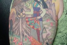 Tattoo ideas / by Mandi Vargas