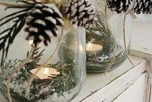 Karácsonyi dekoráciok