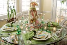 Easter Joy / Everything Easter from decorating to baskets to food to eggs and more.