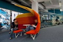 Design - Office / Work spaces / by Jason Schmidt