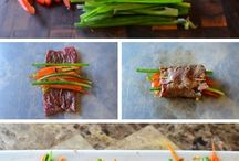 recipes spring 14 / by Bethany D