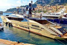 Luksusowe Jachty