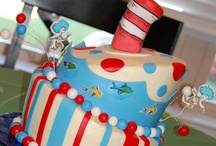 Birthday Party - Dr. Seuss / by Amy Corbet-Elsbree