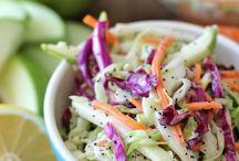 zeleninové přílohy
