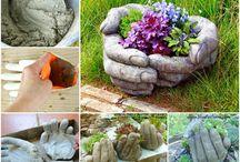 Projets de jardins