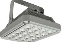 LED High Bay - High Output Fixtures / For use in very high ceiling applications. Replacing existing HID & HPS fixtures up to 1000 watt.