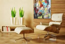 Vi Shu Paintings Showroom / Some ideas for interior design