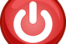 Power Buttons / by BrandON! marketing.technology