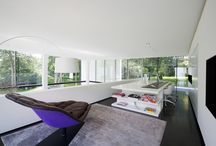 GENETS / Interior Architecture, Design, Minimal, House, Laurence Sonck