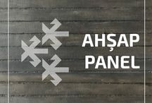 Ahşap Panel/Wood Panel