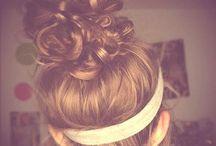 HAIRRRRR  ❤️ / Pretty hair that I wish I had.. And hairstyles that look lovely! :)  / by ©Ƴªℕ ℋāƮℱⒾℰℓⅆ✔️💕