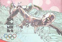 Olympic illustration