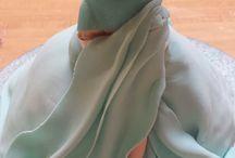 vestidos de pasta goma