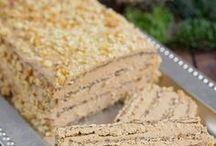 lisztnélkûli diós torta