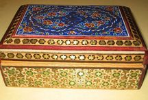 Handicraft of Iran / http://iranparadise.com/en/gallerygroup/gallery/32