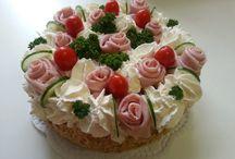 slané dorty