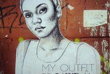 Street Art - Feminist