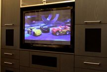 Entertainment Centers / Awesome custom / built-in entertainment centers!