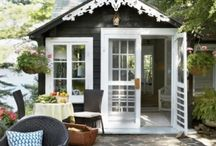 Tiny houses and cottages / Tiny vacation getaway....