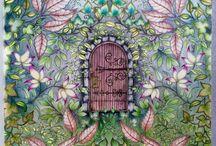 secret door#secretgarden