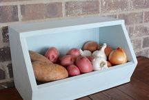 kitchen tips and storage