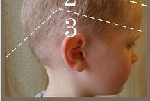 Babys Haircut