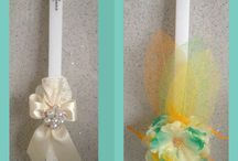 Candles-easter Palm Sunday candles / ,Palm Sunday candles Easter  $25